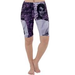 Audrey Hepburn Cropped Leggings