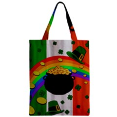 Pot of gold Zipper Classic Tote Bag