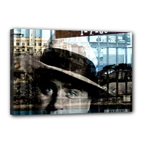 Al Capone  Canvas 18  x 12