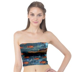 Urban swimmers   Tube Top
