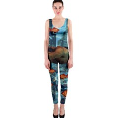 Urban swimmers   OnePiece Catsuit