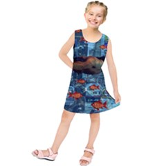 Urban swimmers   Kids  Tunic Dress