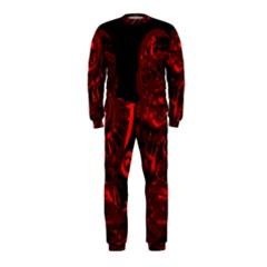 Warrior - red OnePiece Jumpsuit (Kids)