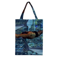 Urban swimmers   Classic Tote Bag