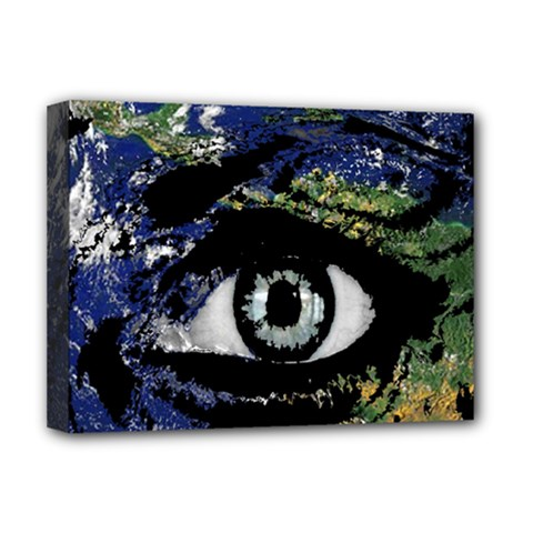 Mother Earth  Deluxe Canvas 16  x 12