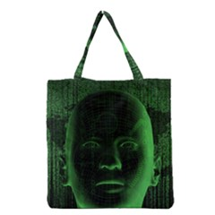 Code  Grocery Tote Bag