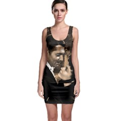 Gone with the Wind Sleeveless Bodycon Dress