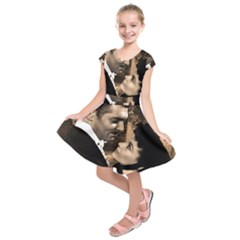 Gone with the Wind Kids  Short Sleeve Dress