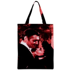 Gone with the Wind Zipper Classic Tote Bag