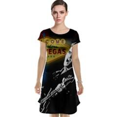 Elvis Presley - Las Vegas  Cap Sleeve Nightdress