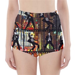Elvis Presley   Las Vegas  High Waisted Bikini Bottoms
