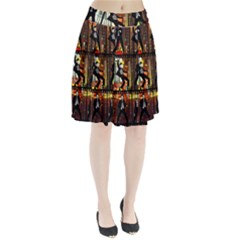 Elvis Presley - Las Vegas  Pleated Skirt