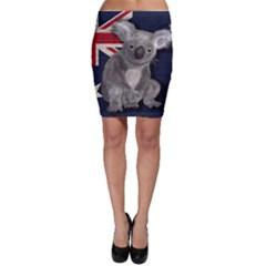 Australia  Bodycon Skirt
