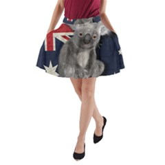 Australia  A-Line Pocket Skirt