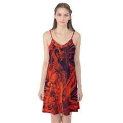 Red girl Camis Nightgown
