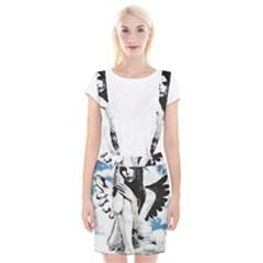 Angel Suspender Skirt