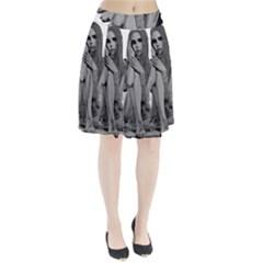 Stone angel Pleated Skirt