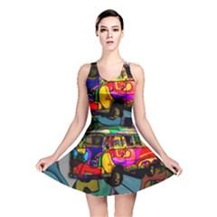 Hippie van  Reversible Skater Dress