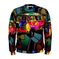 Hippie van  Men s Sweatshirt