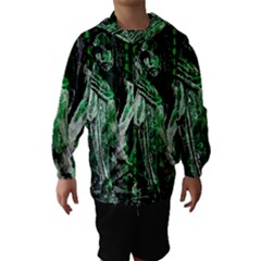 Cyber angel Hooded Wind Breaker (Kids)