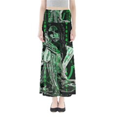 Cyber angel Maxi Skirts