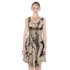 Vintage angel Racerback Midi Dress