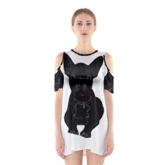 Bulldog Shoulder Cutout One Piece