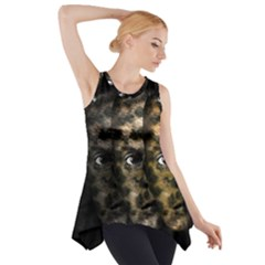 Wild child Side Drop Tank Tunic