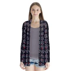 Chinese characters Cardigans