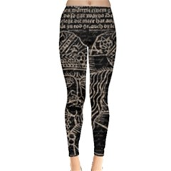 Count Vlad Dracula Leggings