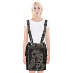 Count Vlad Dracula Suspender Skirt