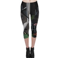 Akita second Capri Leggings