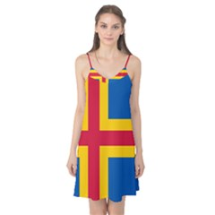 Flag of Aland Camis Nightgown
