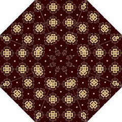 Seamless Ornament Symmetry Lines Hook Handle Umbrellas (medium)