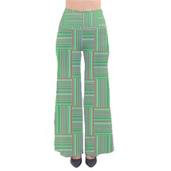 Geometric Pinstripes Shapes Hues Pants
