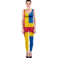 Flag of Aland OnePiece Catsuit