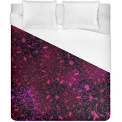 Retro Flower Pattern Design Batik Duvet Cover (california King Size)