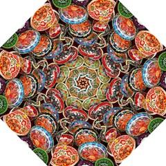 Art Background Bowl Ceramic Color Hook Handle Umbrellas (medium)