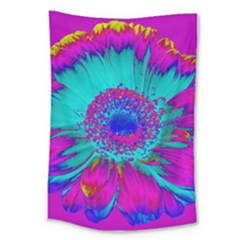 Retro Colorful Decoration Texture Large Tapestry