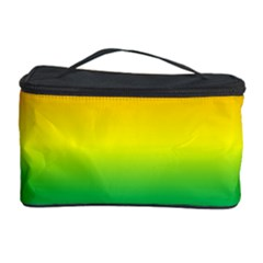 Rainbow Background Colourful Cosmetic Storage Case