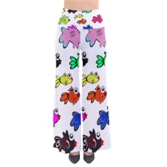 Fishes Marine Life Swimming Water Pants