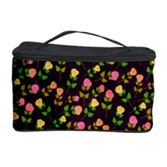 Flowers Roses Floral Flowery Cosmetic Storage Case