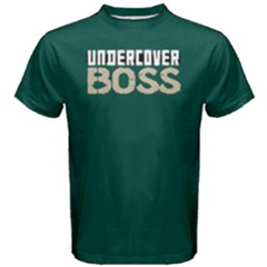 Undercover Boss   Men s Cotton Tee