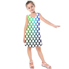 Half Circle Kids  Sleeveless Dress