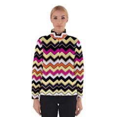 Colorful Chevron Pattern Stripes Pattern Winterwear