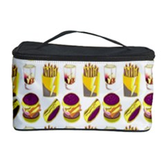 Hamburger And Fries Cosmetic Storage Case