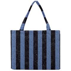STR1 BK-MRBL BL-DENM Mini Tote Bag