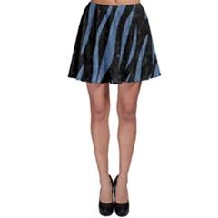 SKN3 BK-MRBL BL-DENM Skater Skirt