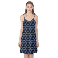 SCA3 BK-MRBL BL-DENM Camis Nightgown