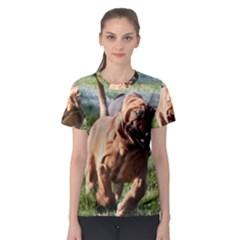 Bloodhound Running Women s Sport Mesh Tee